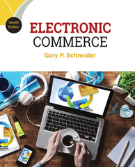 Electronic Commerce 12th Edition 9781305867819 1305867815