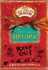 How to Train Your Dragon: a Journal for Heroes 1st Edition 9780316307437 0316307432