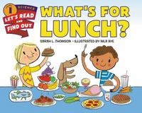 What's for Lunch? 1st Edition 9780062331373 006233137X