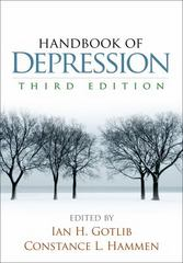 Handbook of Depression 3rd Edition 9781462524167 1462524168
