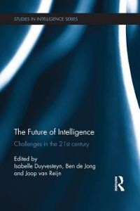 The Future of Intelligence 1st Edition 9781138951952 1138951951