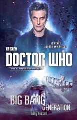Doctor Who: Big Bang Generation 1st Edition 9781101905814 1101905816