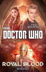 Doctor Who: Royal Blood 1st Edition 9781101905838 1101905832