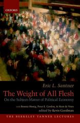 The Weight of All Flesh 1st Edition 9780190254087 0190254084