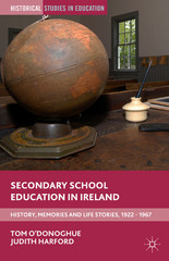Secondary School Education in Ireland 1st Edition 9781137560797 1137560797