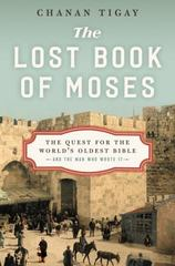The Lost Book of Moses 1st Edition 9780062206435 0062206435