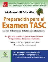 McGraw-Hill Education Preparacin para el Examen TASC 1st Edition 9780071847605 007184760X