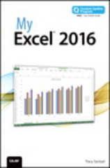 My Excel 2016 (includes Content Update Program) 1st Edition 9780134217215 0134217217