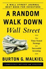 A Random Walk down Wall Street 11th Edition 9780393352245 0393352242