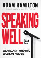 Speaking Well 1st Edition 9781501809941 1501809946