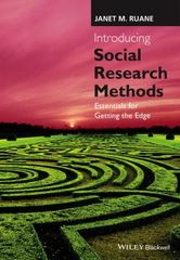 Introducing Social Research Methods 1st Edition 9781118874202 111887420X