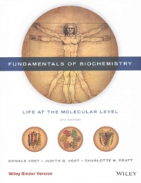 Fundamentals of Biochemistry 5th Edition 9781118918432 1118918436