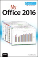 My Office 2016 (includes Content Update Program) 1st Edition 9780134136974 0134136977