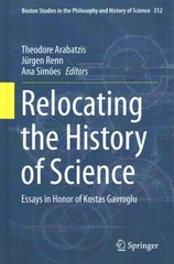 Relocating the History of Science 1st Edition 9783319145525 3319145525