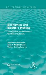Economics and Episodic Disease 1st Edition 9781317353515 131735351X