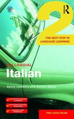 Colloquial Italian 2 1st Edition 9781138958531 1138958530