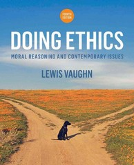 Doing Ethics 4th Edition 9780393265415 0393265412