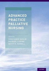 Advanced Practice Palliative Nursing 1st Edition 9780190204747 0190204745