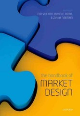 The Handbook of Market Design 1st Edition 9780198743774 0198743777