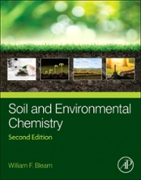 Textbook rental environmental science online textbooks from chegg soil and environmental chemistry 2nd edition 9780128041789 0128041781 fandeluxe Gallery