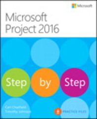 Microsoft Project 2016 Step by Step 1st Edition 9780735698741 0735698740