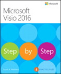 Microsoft Visio 2016 Step By Step 1st Edition 9780735699557 0735699550