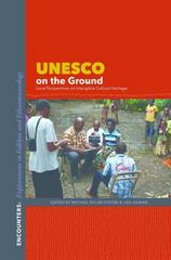 UNESCO on the Ground 1st Edition 9780253019400 0253019400