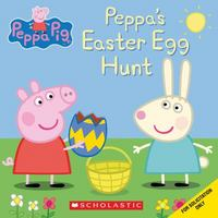 Peppa's Easter Egg Hunt (Peppa Pig) 1st Edition 9780545881302 0545881307