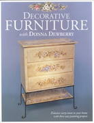 Decorative Furniture with Donna Dewberry 0 9781581800166 1581800169