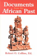 Documents of the African Past 1st Edition 9781558762893 1558762892