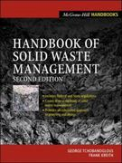 Handbook of Solid Waste  Management 2nd edition 9780071500340 0071500340
