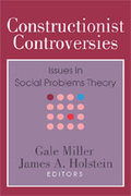 Constructionist Controversies 1st edition 9780202304571 0202304574