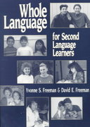 Whole Language for Second Language Learners 0 9780435087234 0435087231