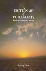 A Dictionary of Philosophy 2nd edition 9780312209230 0312209231