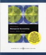Managerial Accounting 12th edition 9780071274227 0071274227
