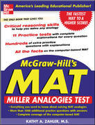 McGraw-Hill's MAT 1st edition 9780071452236 0071452230