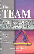 The Team Memory Jogger 1st Edition 9781884731105 1884731104