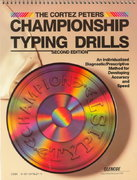 The Cortez Peters Championship Typing Drills 2nd edition 9780070496378 0070496374