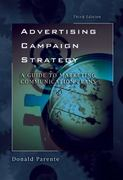 Advertising Campaign Strategy 3rd edition 9780324271904 0324271905