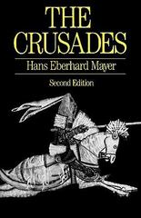 The Crusades 2nd Edition 9780198730972 0198730977