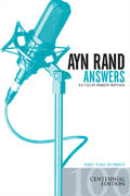 Ayn Rand Answers: the Best of Her Q & A 0 9780451216656 0451216652