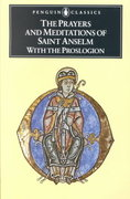 Prayers and Meditations of St. Anselm with the Proslogion 0 9780140442786 0140442782