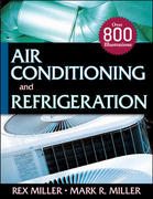 Air Conditioning and Refrigeration 1st Edition 9780071467889 0071467882