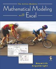 The Active Modeler 1st Edition 9780534420857 0534420850