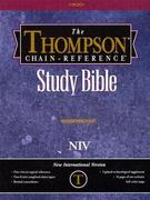 The Thompson Chain-Reference Bible 0 9780887075339 0887075339