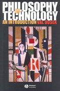 Philosophy of Technology 1st edition 9781405111638 1405111631