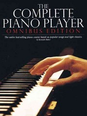 The Complete Piano Player 1st Edition 9780825624391 0825624398