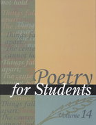 Poetry for Students 0 9780787646929 078764692X
