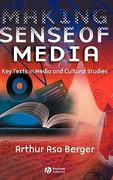 Making Sense of Media 1st edition 9781405120166 1405120169