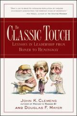 The Classic Touch 1st Edition 9780809227976 0809227975